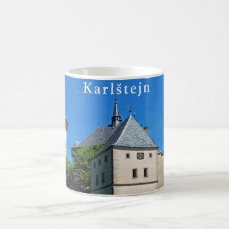 Karlstejn Castle. View 1 Coffee Mug