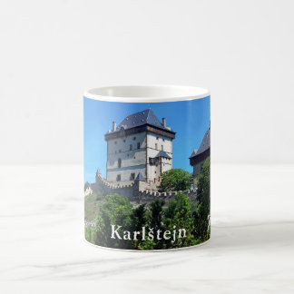 Karlstejn Castle. View 2 Coffee Mug
