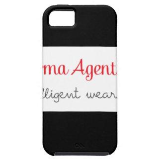 karma Agent - intelligent wear, positive energy iPhone 5 Cases