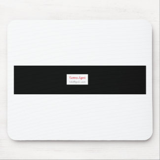 karma Agent - intelligent wear, positive energy Mouse Pad