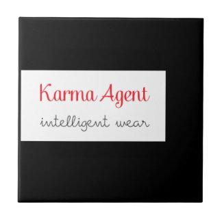 karma Agent - intelligent wear, positive energy Tile