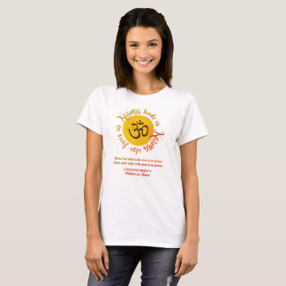 KARMA BINDS US, KARMA ALSO FREES US T-Shirt