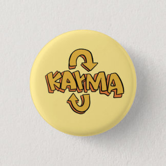 """Karma""  Button"