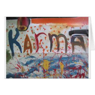 Karma Card