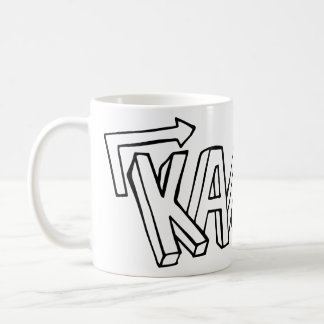 KARMA COFFEE MUG