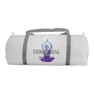 Karma Coming - Yogi Name