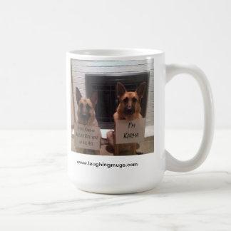 Karma Dog Mug