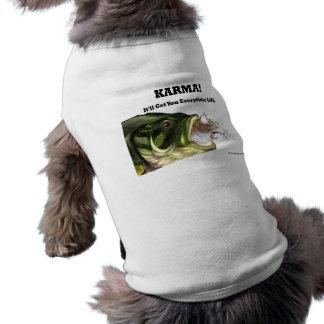 Karma! Doggie Shirt