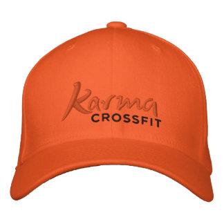 Karma FlexFit Embroidered Hat