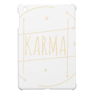 Karma (For Dark Background) iPad Mini Case