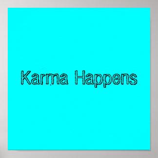 Karma Happens Poster