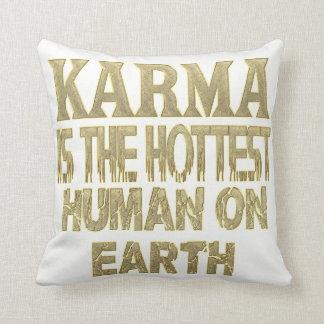 Karma Pillow
