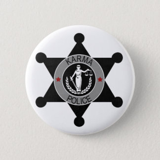 Karma Police Radiohead 2 Inch Round Button