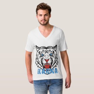 KARMA WHITE TIGER T-Shirt