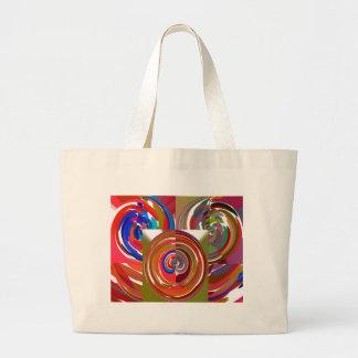 KARMA Yoga : Good Deeds Attract Positive Energies Canvas Bag