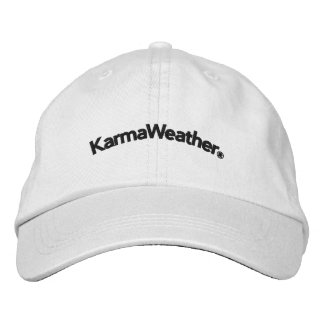 KarmaWeather logo Embroidered Hat