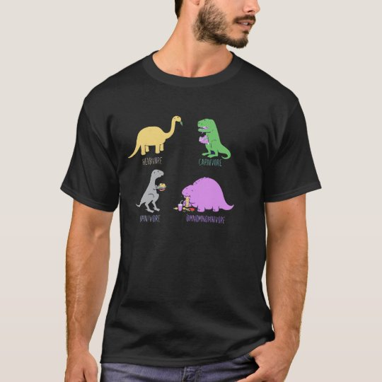 karnivor omnivor herbivor funny t shirt designs