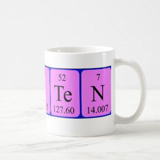 Karsten periodic table name mug