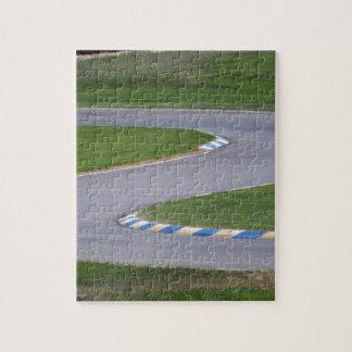 Kart Track Jigsaw Puzzle