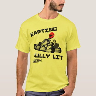 Karting Fully Lit T-Shirt