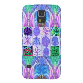 KARUNA Reiki Symbols : Artistic Rendering Galaxy S5 Cover