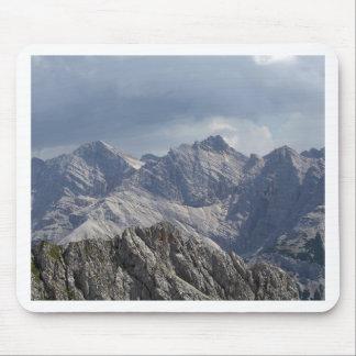 Karwendel range in the Bavarian Alps. Mouse Pad
