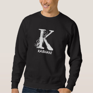 KASHANI Men's Basic Sweatshirt