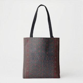 Kashgar Silk Carpet Tote