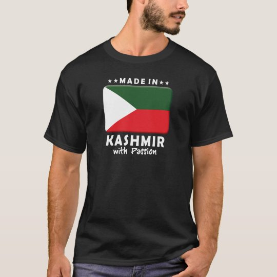 Kashmir Passion W T-Shirt