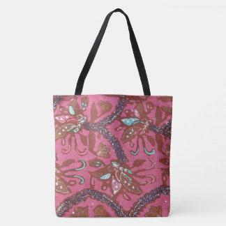 Kasia Batik Tote Bag