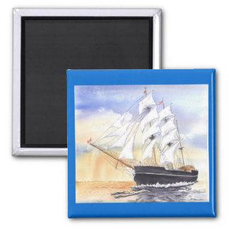 'Kaskelot Sets Sail' Magnet