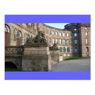Kassel (lock Wilhelm height) - Postcard