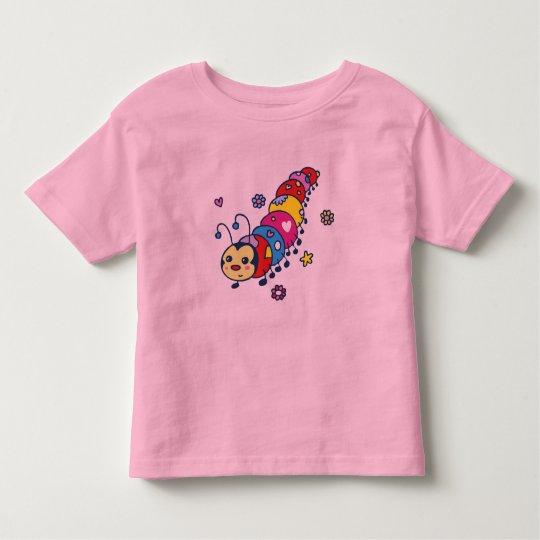Kat the Caterpillar Kids T-Shirt