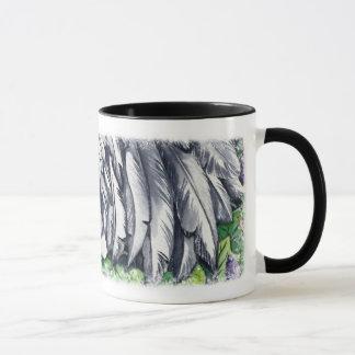 Kat Winged Tiger Mug