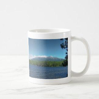 Katahdin Across Lake Coffee Mug