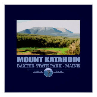 Katahdin Posters