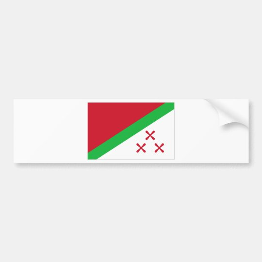Katanga Bumper Sticker