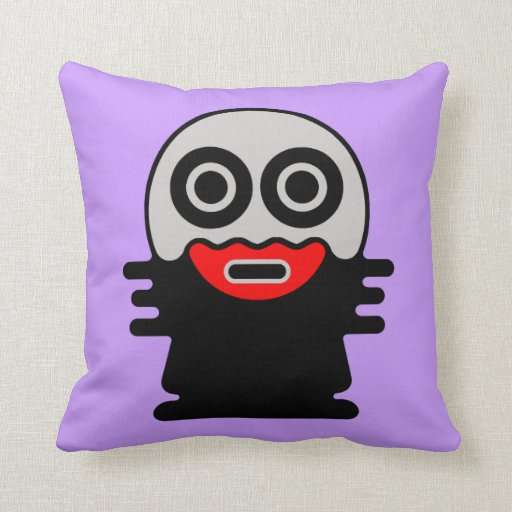 Katchka-Po Clupkitz Kuseno Pillow