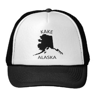 Kate alaska trucker hat