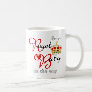 Kate and William Royal Baby on the way Coffee Mug