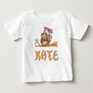 Kate Owl Baby T-Shirt