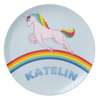 Katelin Plate for children