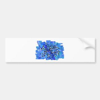 Katelous - frozen snake world bumper sticker