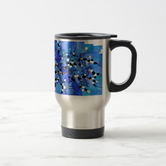 Katelous - frozen snake world travel mug
