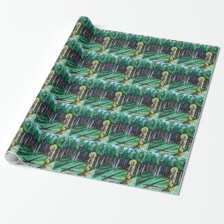 Kateri Tekakwitha Wrapping Paper