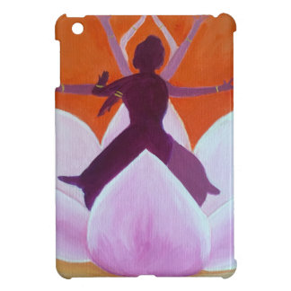 Kathak Dancers in Lotus Flower Case For The iPad Mini