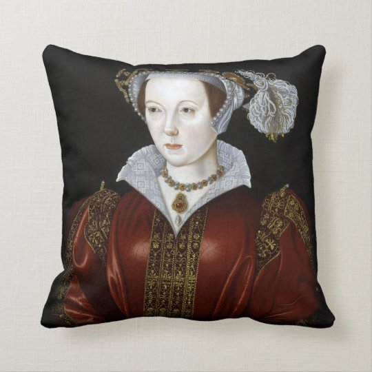 Katherine Parr Pillow