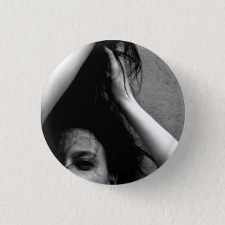 KATHERINE WALLACE BUTTON PIN (COLLECTIBLE)