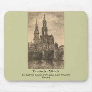 Katholische Hofkirche, Dresden Mouse Pad