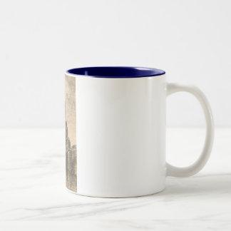 Katholische Hofkirche, Dresden Two-Tone Coffee Mug